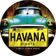 HAVANA Nights license plate - good backdrop image