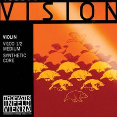 Thomastik Infeld BLUE 4//4 Geige Saiten SATZ 4//4 Violin Strings SET