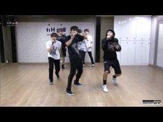 Bangtan Boys (BTS) - Paldogangsan (dance practice) mirrorDV - YouTube