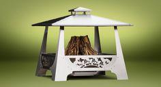 Pasadena Fireplace | Kalamazoo Outdoor Gourmet...