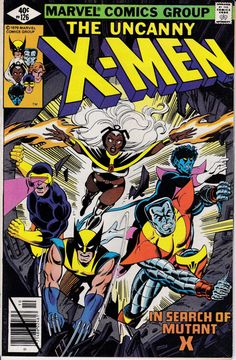 Uncanny XMen 1963 1st Series 126 October 1979 Issue by ViewObscura, $15.00