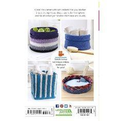 Maggie's Crochet · Baskets