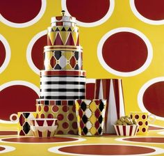 Circus collection by Alessi, design by Marcel Wanders, now at B1original.com