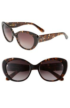 90415c20e14 kate spade new york  franca  cat s eye sunglasses.  summatime Kate Spade  Sunglasses