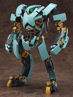 GSA New Arhan (Expelled from Paradise) by Good Smile Company. (4) HobbyLink Japan