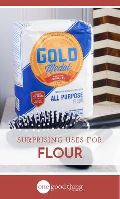 There are plenty of ways to utilize flour outside of your kitchen! Check out these 9 uses for flour that you may not have heard before.