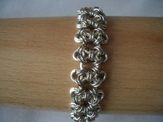 Japanese 12 in 2 chainmaille bracelet