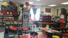Disney themed classroom