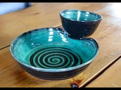 How to make a chip and dip bowl! - YouTube