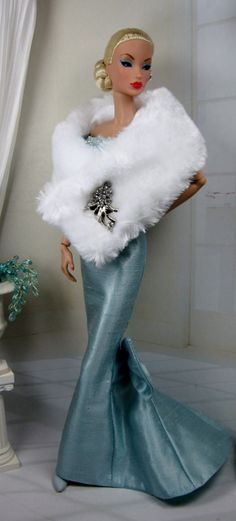 Elegant and regal doll .. Matisse