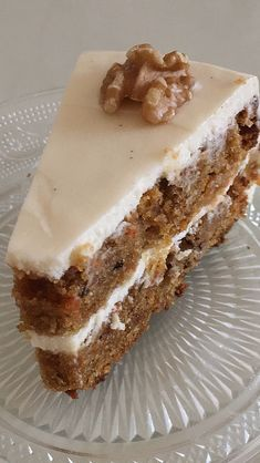 Food N, Food And Drink, American Cake, Chicken Salad Recipes, Love Cake, Carrot Cake, Love Food, Sweet Recipes, Cupcake Cakes