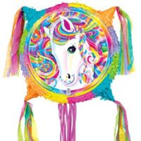 off Lisa Frank Rainbow Horse party tableware! Shop Lisa Frank Rainbow Horse party supplies, birthday decorations, party favors, invitations, and more. Horse Birthday Parties, 5th Birthday Party Ideas, 9th Birthday, Unicorn Birthday, Birthday Party Decorations, Unicorn Pinata, Unicorn Party, Horse Party Supplies, Lisa Frank Unicorn