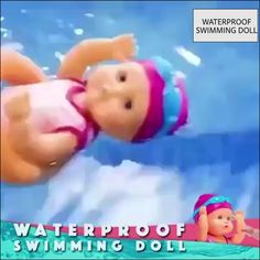 dolls This a doll that teaches your kid to swim and make them love swimming. Introduction: Material:safety plastic This doll can move its joints Plug in a battery and you can simulate swimming Emotional Child, Fathers Day Crafts, Child Day, Gifts For Kids, Kids Toys, Baby Dolls, Cool Things To Buy, Teaching, Activities