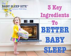 There are some things about sleep that you can 'fudge' a little, but there are 3 key ingredients to your little one's sleep that are so critical, you don't want to mess with them (especially #3 - that one is so important, but is easy to forget!). Want to know what they are?