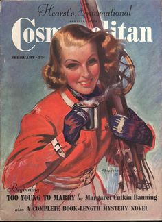 item details: Entire Issue All of our vintage magazines have been stored in a dry, acid free environment. Old Magazines, Vintage Magazines, Belle Epoch, Cosmopolitan Magazine, Magazine Art, Magazine Covers, Mystery Novels, Vintage Paper Dolls, Pulp Art