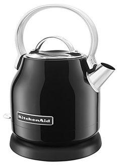KitchenAid KEK1222OB 1.25-Liter Electric Kettle - Onyx Black KitchenAid http://www.amazon.com/dp/B00NV60R26/ref=cm_sw_r_pi_dp_NX2wwb1MN2J7G