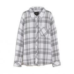 Rails      Hunter One Pocket Flannel Top