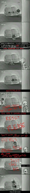 So sad!!!