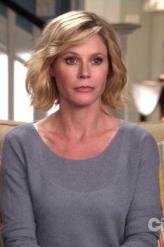 Claire Dunphy wearing Joie Berni Drop Shoulder Sweater