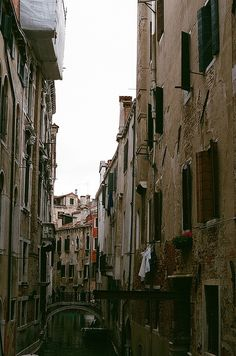Venice in Italy / photo by Sara Hevers