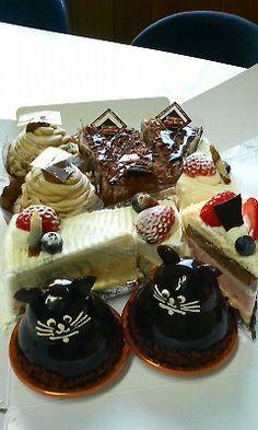 可愛いにゃんこケーキの画像 | アルパカさんのブログ