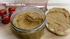 Hummus, Great Recipes, Peanut Butter, Ethnic Recipes, Food, Drinks, Homemade Hummus, Drinking, Meal
