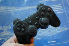 Playstation PS3 controller handmade Parody Soap  by NerdySoap