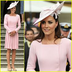 The Ss Attended A Garden Party At Buckingham Palace In An Emilia Wickstead Frock Topped Off With Jane Corbett Hat Anthony Devlin