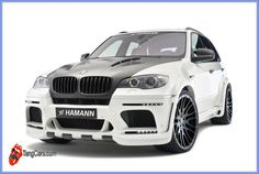 2014 Hamann BMW X5 at 2014 Geneva show