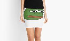 Pepe the Sad Frog