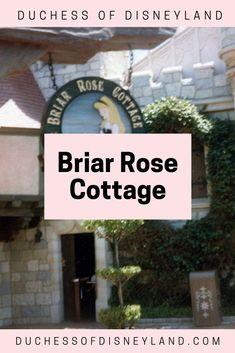 Briar Rose Cottage, Fantasyland, Disneyland Disneyland History, Movie To Watch List, Briar Rose, Fall Wallpaper, Rose Cottage, Destinations, Places To Visit, Wallpapers, Colors