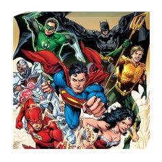 DC Comics Heroes Canvas 40X40