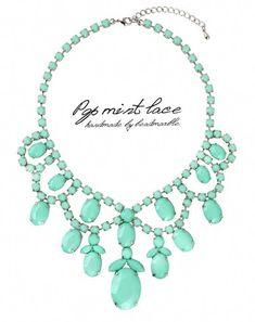 f9bc88205 Bold mint green necklace #fashioninkorea Korean Fashion Trends, Korea  Fashion, Latest Fashion Trends