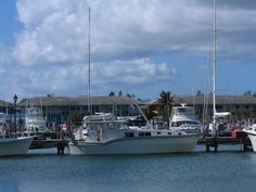 Port Lucaya Marina......here we are!
