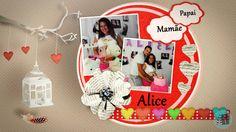 Slideshow, Minha linda família - Anderson Imagem