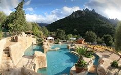 Camping Oliviers-porto Porto /Westküste Camping Corse, Camping 4 Etoiles, Animation, France, Corsica, Plein Air, Serenity, Swimming Pools, Tours