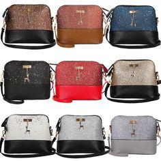 De gran tamaño para Mujer Diseñador Estilo Cuero PU Bolso de mano Bolsón Para las compras señoras de largo