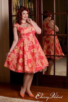 Ruy Roxx - Brooke Dress - Rose Garden