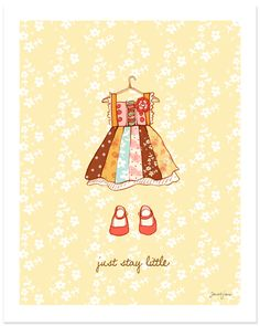 Just Stay Little (Girl)