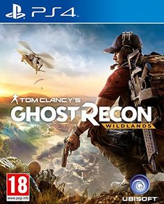 Tom Clancy's Ghost Recon: Wildlands (PS4) £44.00 to buy with free UK delivery. Amazon Bestsellers Rank: 3 in PC & Video Games (See Top 100 in PC & Video Games) #1 in PC & Video Games > Sony PlayStation 4 > Games > Action & Shooter #1 in PC & Video Games > Games > Action & Shooter