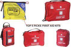 Top 5 Picks: First Aid Kits