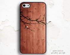 Bare Tree iPhone 6 Case iPhone 5 Case iPhone 4 Case by Percasive