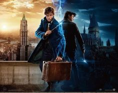Harry Potter | Fantastic Beasts and Where to Find Them | Two worlds meet
