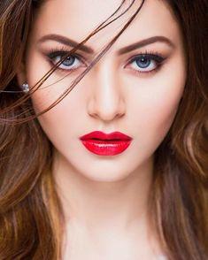 my Beautiful wife Beautiful Bollywood Actress, Beautiful Indian Actress, Beautiful Actresses, Beautiful Lips, Beautiful Women, Bollywood Girls, Bollywood Hair, India Beauty, Stylish Girl