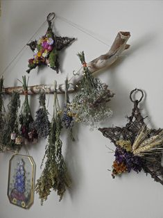 Witchy Dream Home — sylvandreamdesigns: I'll be making more. Wiccan Decor, Wiccan Crafts, Witch Room, Witch Cottage, Decoration Inspiration, Mabon, Witch Aesthetic, Deco Design, Book Of Shadows