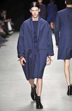 Fashion post TOCTOCTOC JUUN J. SUMMER 2014 - Lelook