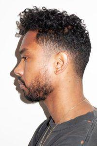 Awesome black men #Haircuts   #Black #men #Haircuts