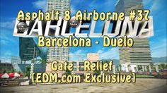Asphalt 8 Airborne #37 Duelo em Barcelona 1/2 Alfa Romeo Mito GTA  (Gate...