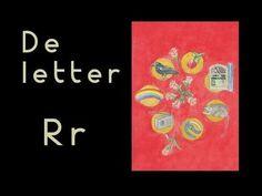abcKRINGBOEKJE De letter R