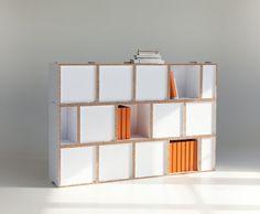 The Kasaa Shelf